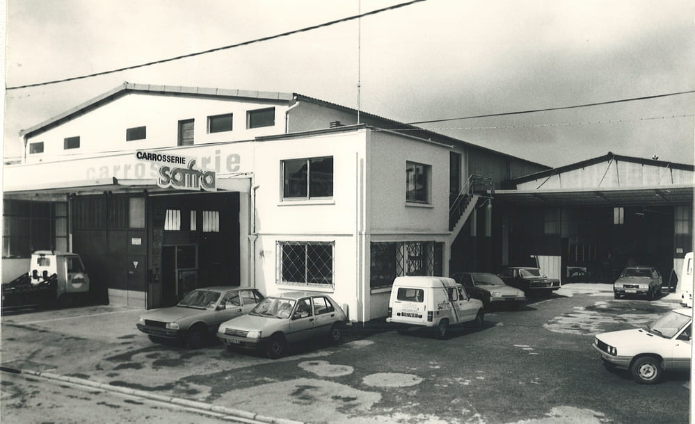 Photo de l'histoire de SAFRA représentant SAFRA en 1970