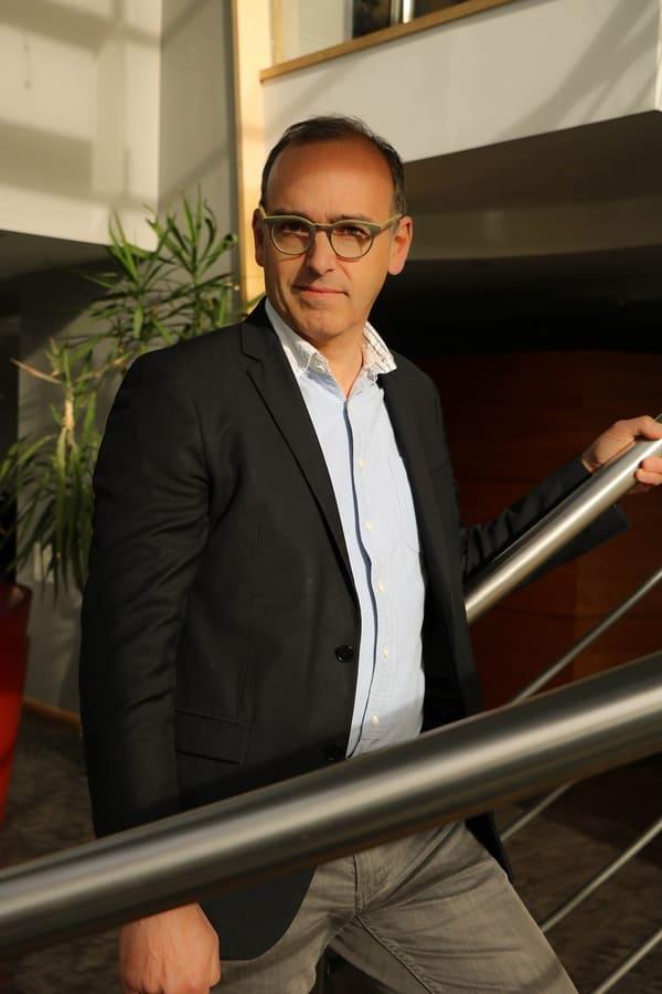Portrait de Vincent Lemaire président du Groupe SAFRA