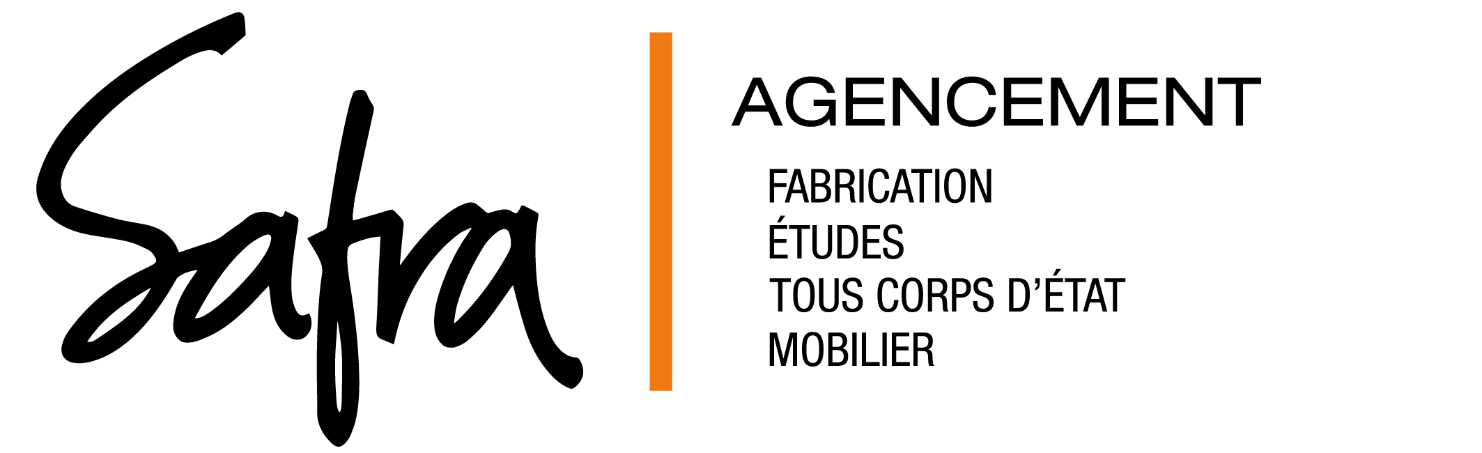 Logo de SAFRA Agencement