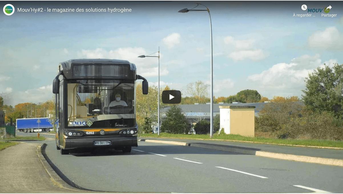 Solutions hydrogènes avec SAFRA Constructeur – 2020