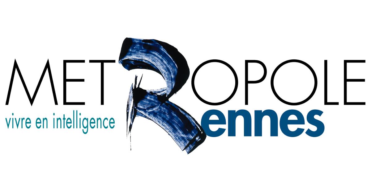 Logo de Rennes Métropole