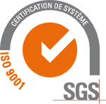 Logo Qualité Iso 9001